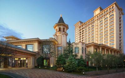 Hotel cinco estrellas en Shanghai