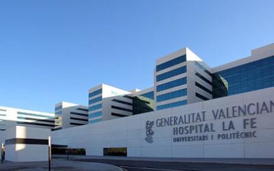 Sistemas de sonido LX-F6 para el Hospital La Fe de Valencia
