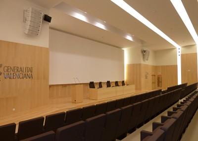 La Fe auditorium