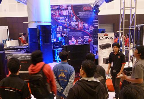 Lynx Pro Audio in Indonesia