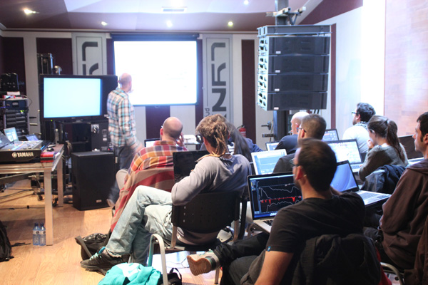 Lynx Pro Audio sound engineer training