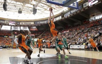 Final de Eurobasket con Lynx Pro Audio