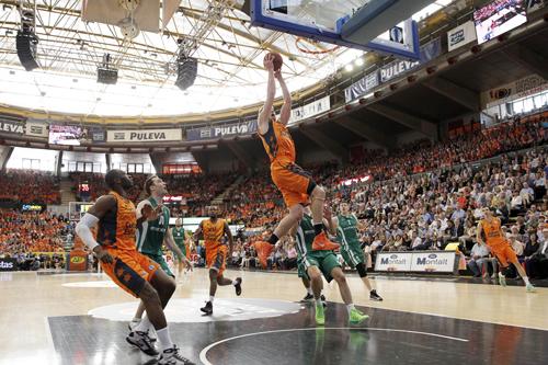 European Basketball Final with Lynx Pro Audio