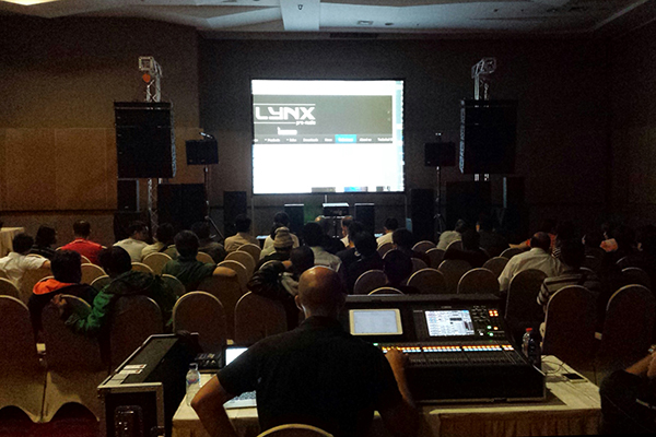 Lynx seminar in indonesia