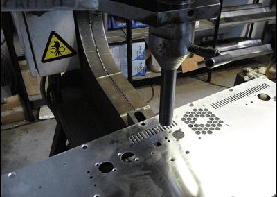Inserts steel