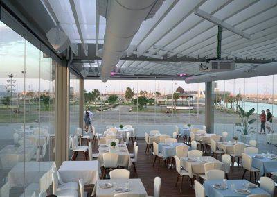 LynxProAudio_QB8_restaurant