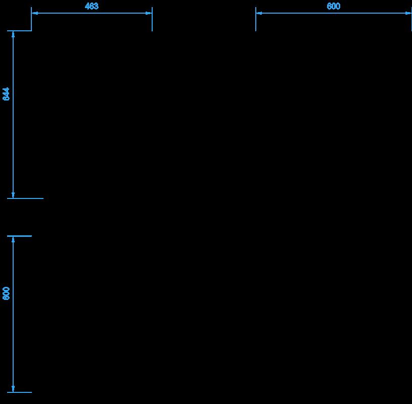 LYNX_HR-215S_dimensions
