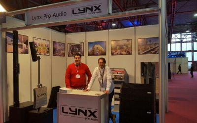 Lynx Pro Audio at BITAM show in Madrid