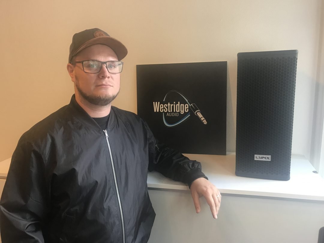 Westridge Audio is the new Swedish distributor