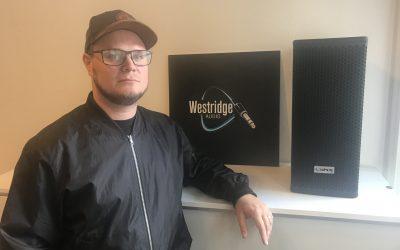 Westridge Audio is the new Swedish distributor