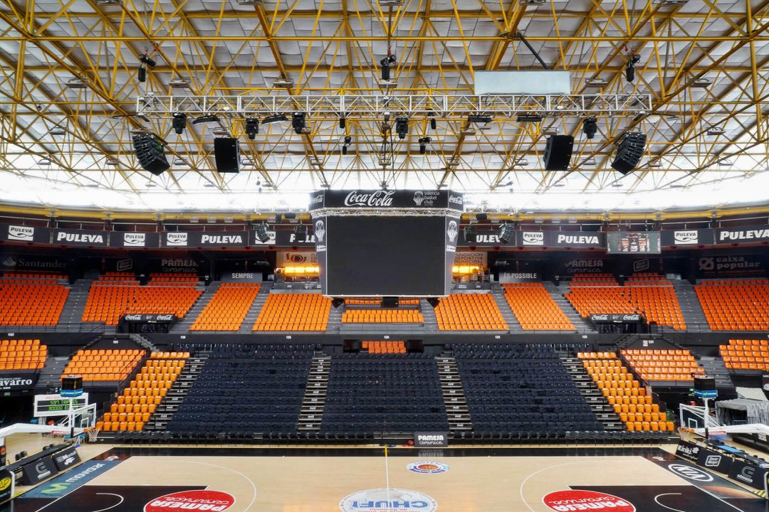 The sound of victory, Lynx Pro Audio systems