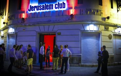 One of the most popular clubs in Valencia, Spain.