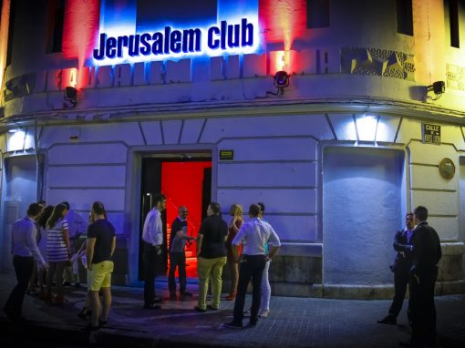 One of the most popular clubs in Valencia, Spain