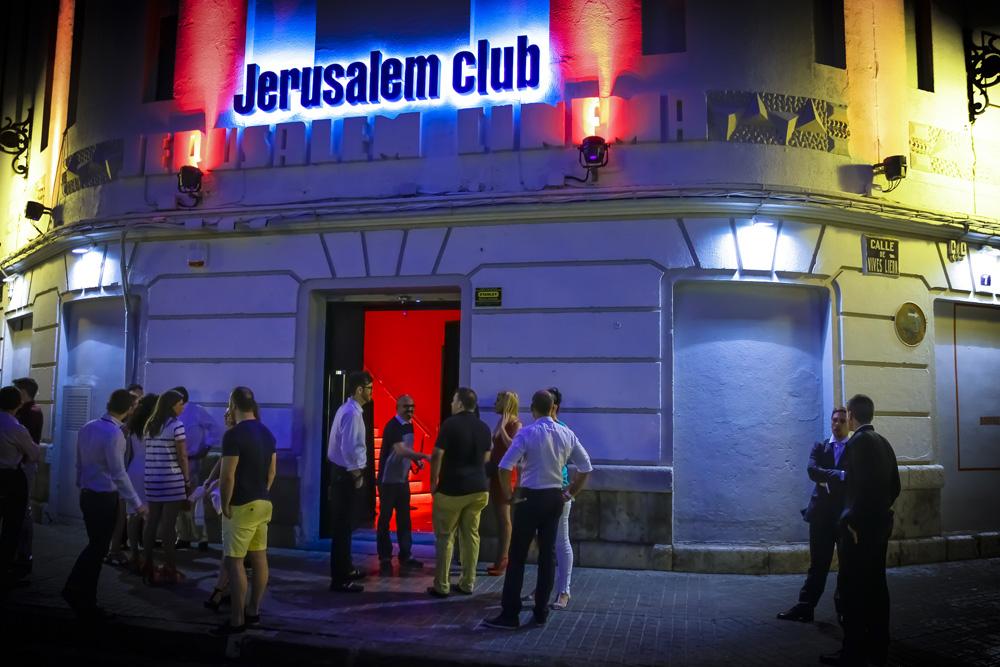 Live performances in Jerusalem Club