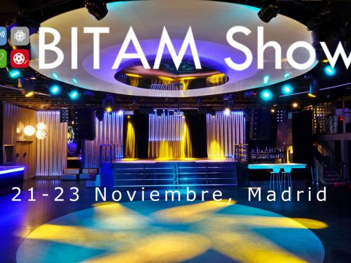 Estaremos en la feria BITAM de Madrid