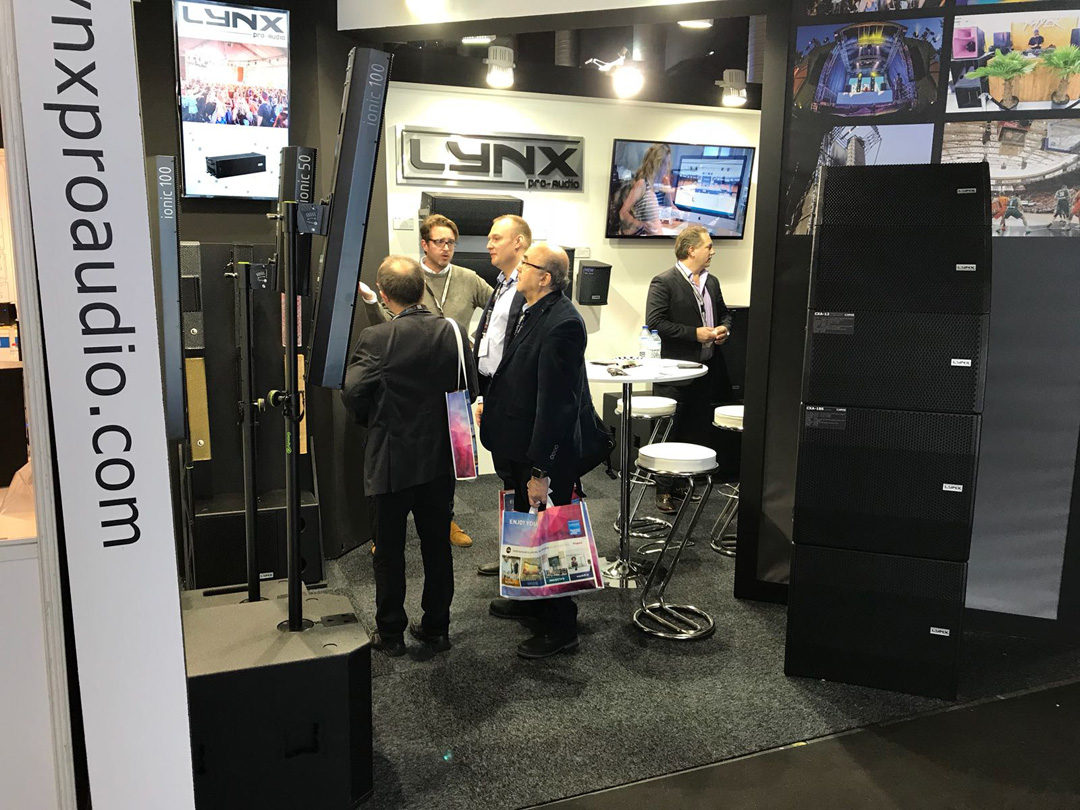 Our presence at ISE Amsterdam
