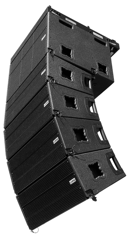 GXR-LA10A line array , compact, powerful, versatile