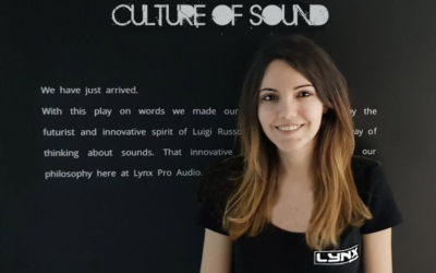 Lynx Pro Audio appoints Cristina Cerdeira as new Media Marketing Professional