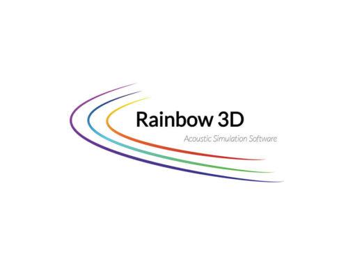 Rainbow 3D, el nuevo software de predicción acústica que está desarrollando Lynx Pro Audio