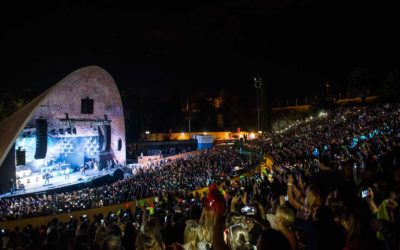 "Pablo Alborán: ""Tour Prometo 2018"" in Montevideo"