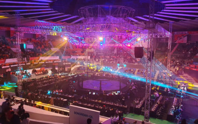 Road Fighting Championship en Daejeun, Corea del Sur