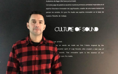 Lynx Pro Audio appoints Néstor Varela as new Acoustic Engineer