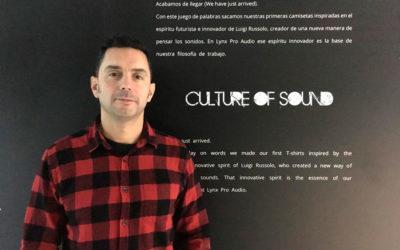 Néstor Varela se incorpora como Ingeniero acústico