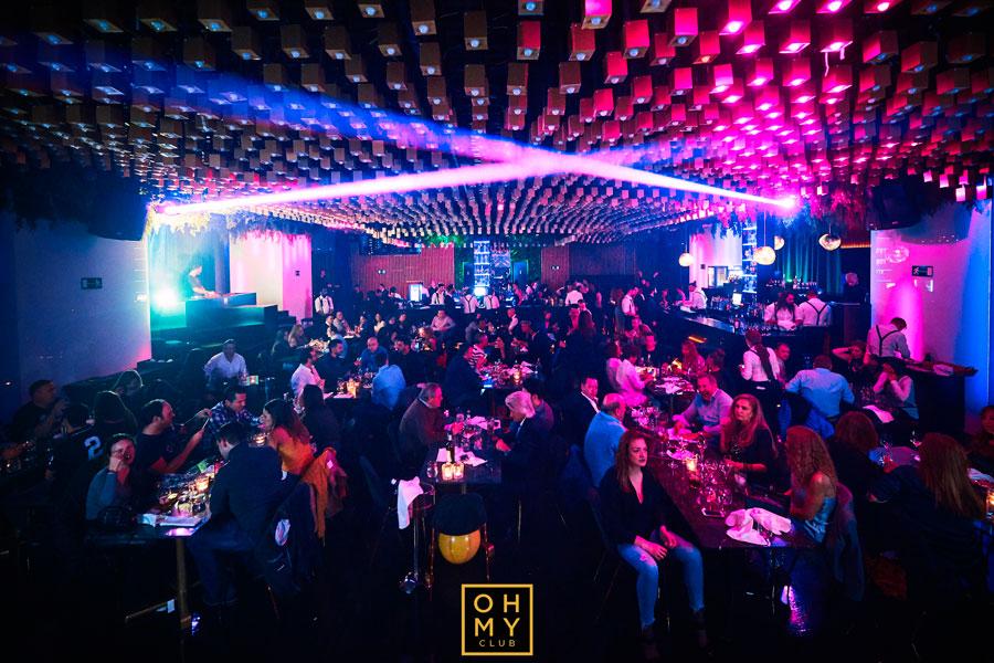 Oh My Club, el espacio de ocio nocturno más selecto de Madrid