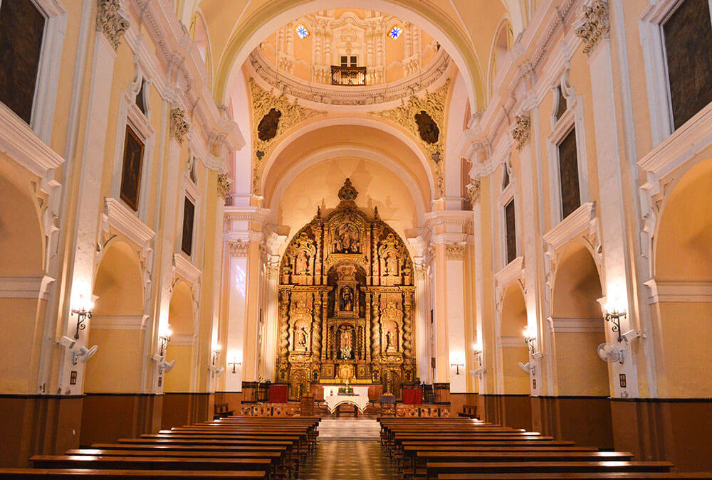 Lynx Pro Audio sound at San Jacinto Church in Seville