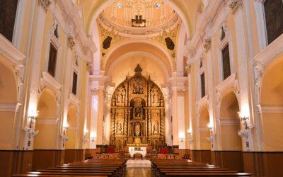 El sonido de Lynx Pro Audio en la Iglesia de San Jacinto de Sevilla