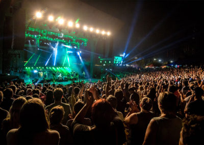 Professional Sound Systems for concerts and touring by Lynx Pro Audio