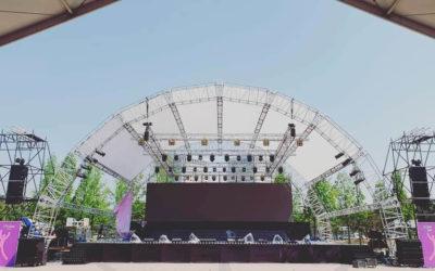 Seo-gu Healing Art Festival en Daejeon, Corea del Sur