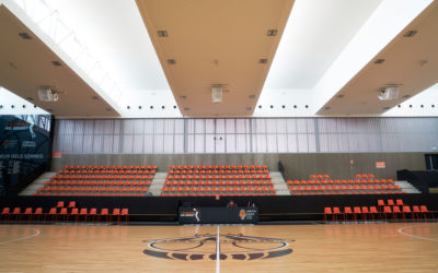 L'Alqueria del Basket of the Valencia Basket Club
