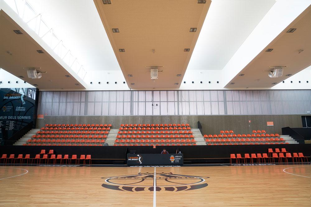 L'Alqueria del Basket of the Valencia Basket Club