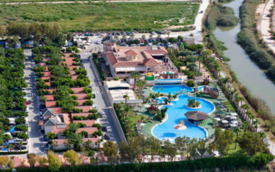 Camping Marjal in Alicante