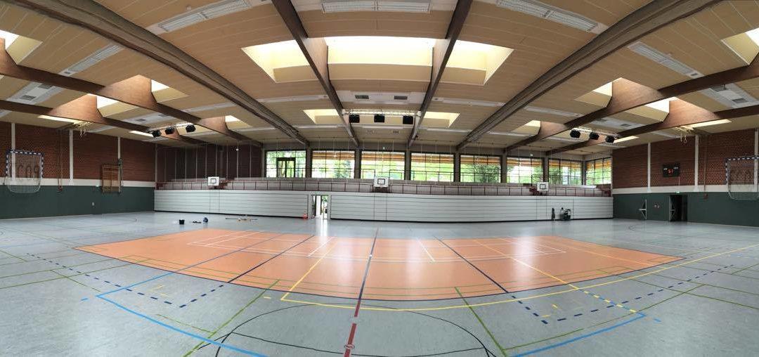 Multisports Vechtehalle in Schüttorf, Germany