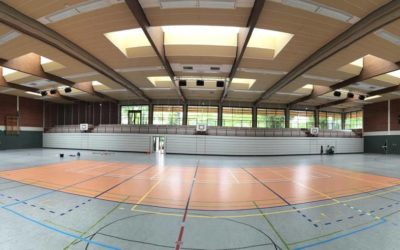Multisports Vechtehalle in Schüttorf, Germany