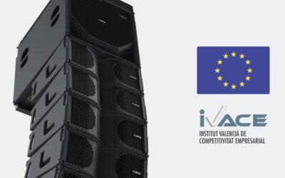 Proyectos I+D de Lynx Pro Audio, competitividad empresarial  con el apoyo de la Unión Europea