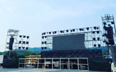 Gama GXR en el «Concierto de la Esperanza» de Cheorwon, Corea del Sur
