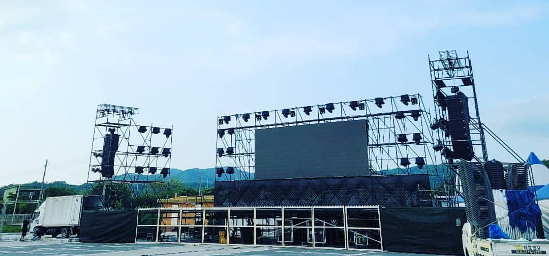 """GXR series on the """"Concert of Hope"""" in Cheorwon, South Korea"""