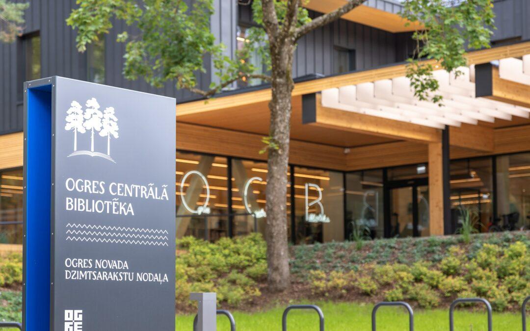La Biblioteca Central de Ogres (Letonia) se actualiza con Lynx Pro Audio